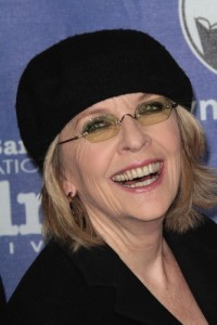 Diane Keaton will come by Ellen May 23 to talk about her new movie And So It Goes and her new book. (Image Credit: s_bukley / Shutterstock.com)