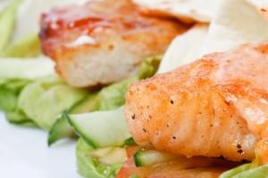 Dr Oz: Salmon Sandwich