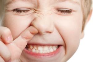 Dr Oz: Nose Picking