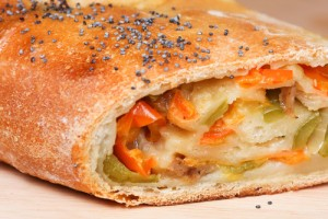 Dr Oz: Weight Watchers Stromboli Recipe