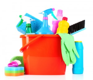Ellen: Natural Household Cleaners