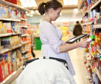 Dr Oz: Grocery Shopping
