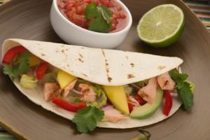 Dr Oz: Low Fat Fish Tacos