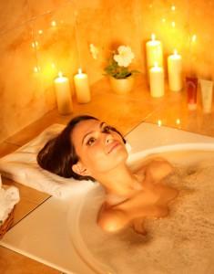 Dr Oz: Bathtime Detox