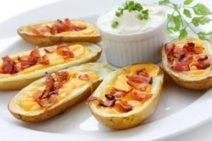 Dr Oz: Potato Skins Recipe