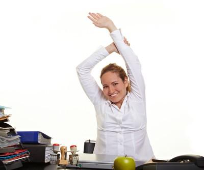 Dr Oz: Office Workout