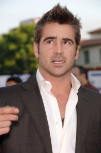 Ellen: Colin Farrell Angelman Syndrome