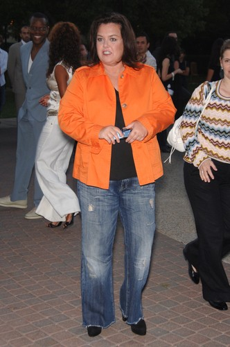 Rosie O'Donnell Weight Loss
