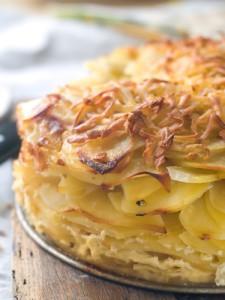 Dr Oz: Artichoke & Sweet Potato Gratin Recipe