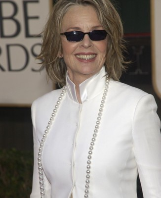 Diane Keaton came by Ellen to talk about her new movie And So It Goes, kissing Hollywood men, and her new book I'm Just Saying It Wasn't Pretty. (Image Credit: Featureflash / Shutterstock.com)