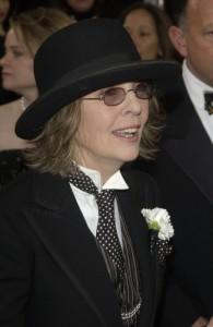 Ellen: Diane Keaton Hats