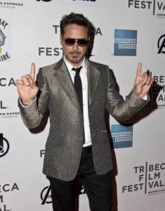 Ellen Robert Downey Jr Iron Man