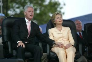 Ellen: President Clinton on Hillary