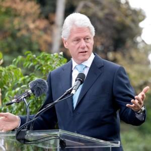 Ellen: Clinton on Bin Laden
