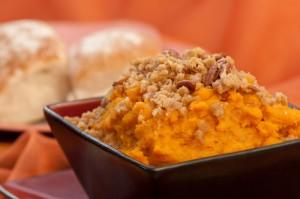 Mary Mac's Tea Room Sweet Potato Souffle