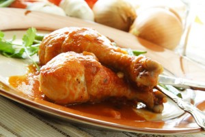 Paula Deen's Country Captain Chicken Recipe