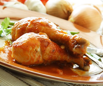 Paula Deen's Country Captain Chicken Recipe