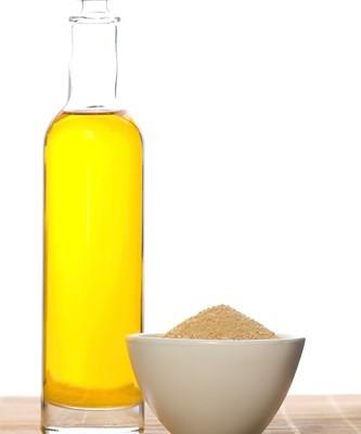 Dr Oz: Brown Sugar Avocado Oil Hair Scrub