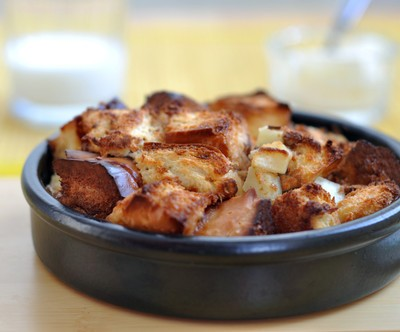 Dr Oz: Date Bread Pudding Recipe Sleep Remedy by Gale Gand
