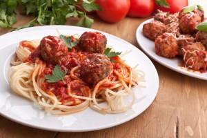 The Chew: Little Italy Spaghetti and Meatballs Recipe