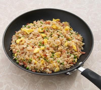 The Talk: Tory Johnson Cauliflower Fried Rice Recipe & Weight Loss