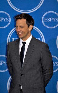 Live With Kelly: Fleet Week Seth Meyers