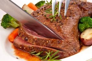Chimichurri Sauce & Tri Tip Steak: Today