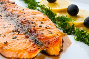 Dr Oz: Pistachio-Dusted Salmon Recipe