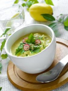 The Chew Avgolemono Soup Recipe
