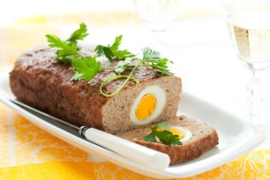 The Chew: Bloody Mary Meatloaf Recipe