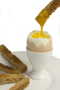 The Chew 4-Minute Egg