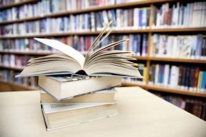 Ellen: New School Library