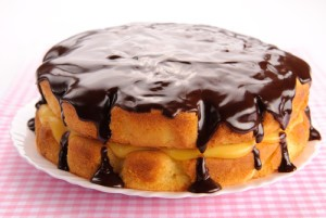 The Chew: Boston Cream Pie Recipe