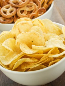 Dr Oz: Salty Snacks