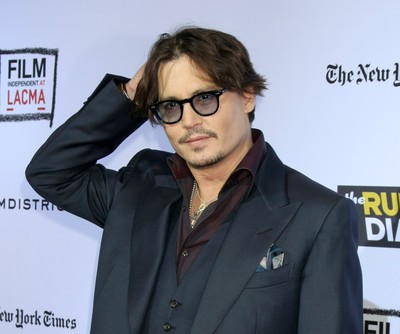Ellen: Johnny Depp Characters