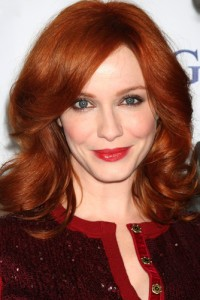 "Live With Kelly Christina Hendricks ""Mad Men"" Interview"