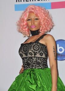 Ellen: Nicki Minaj Reunited