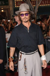 Ellen's Celebrity Lost & Found Jewelry Bag: Property of Johnny Depp's Right Arm