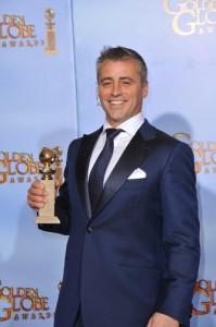 Ellen: Matt LeBlanc Golden Globe