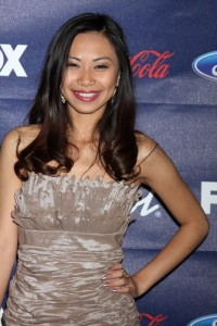 Live with Kelly: American Idol Jessica Sanchez