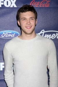 Entertainment Tonight: American Idol Phillip Phillips