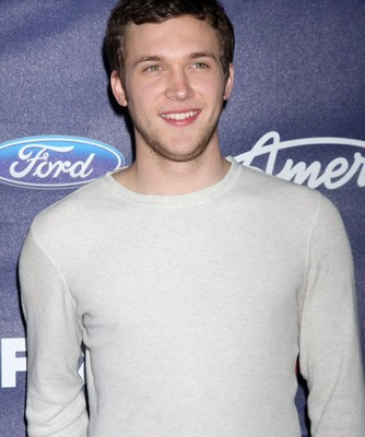 Entertainment Tonight: American Idol Phillip Phillips