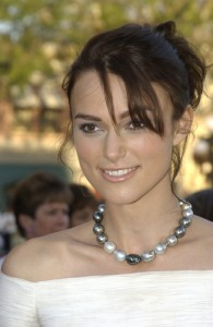 Keira Knightley Engaged: Entertainment Tonight
