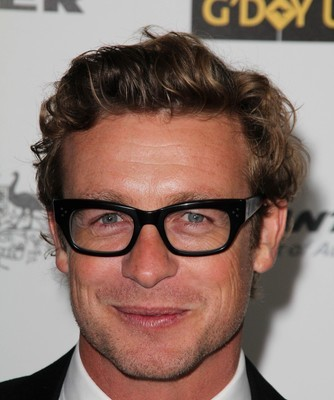 Simon Baker The Mentalist: Entertainment Tonight