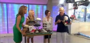 Kathie Lee and Hoda get Father's Day fashion gift ideas from Today Show Stylist Bobbie Thomas  for those fashionable fathers out there.