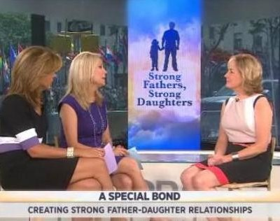 Kathie Lee and Hoda talk with Dr. Meg Meeker, author of Strong Fathers Strong Daughters
