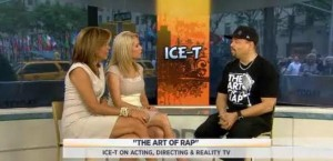 Kathie Lee and Hoda sit down with Ice-T to discuss his new film, Something From Nothing: The Art Of Rap, rap music, his wife, Coco, and more