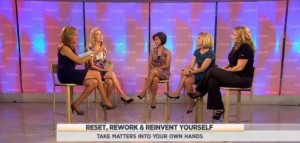 Kathie Lee & Hoda discussed advice for reinventing yourself, including taking matters into your own hands, getting rid of naysayers and more