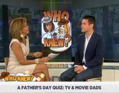 It is time for Kathie Lee and Hoda's weekly trivia game, Who Knew?, and in honor of Father's Day they ask questions on famous TV/Film Dads