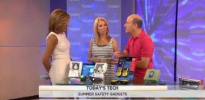 Kathie Lee and Hoda talk with Steve Greenberg about summer safety gadgets, including Swim Zip, Pocket Finder, Insect Bandana and much more.